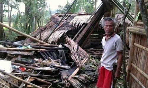 フィリピン台風被害 緊急支援