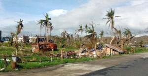 フィリピン台風被災地の支援3  被災状況