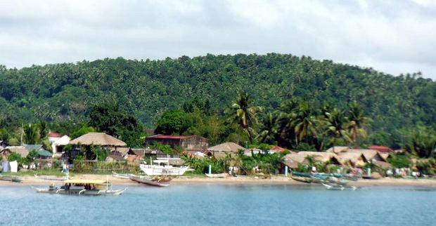 フィリピン台風被災地の支援2 パンダン
