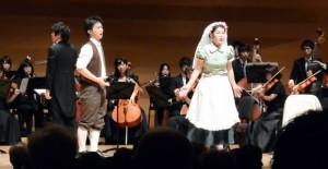フィガロの結婚:スザンナとフィガロの二重唱「三尺、四尺」