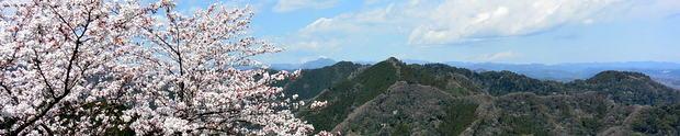 霞台からのパノラマ