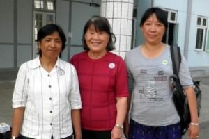 牧野由紀子先生と子ども村建設に尽力されている方々