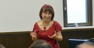 瀬田敦子さんのすてきなトーク