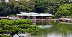 浜離宮:中島の御茶屋
