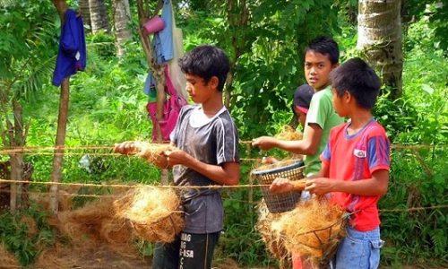 『子供たちに魅了された フィリピン植林ツアー』