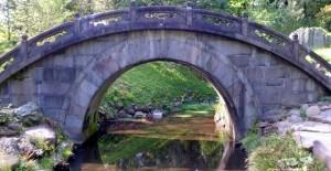 小石川後楽園: 円月橋