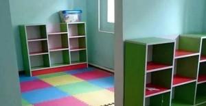 改装中の保育室