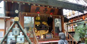Namiyoke jinjya shrine