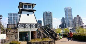 石川島灯台モニュメント