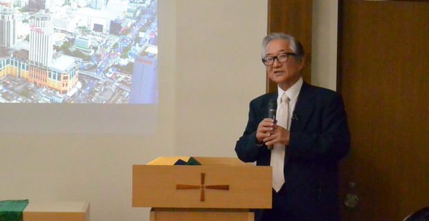 村上局長の講演