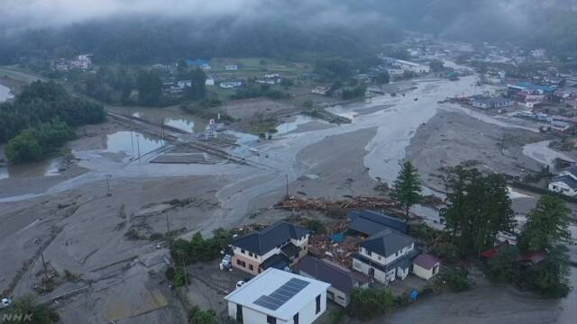 台風19号被害