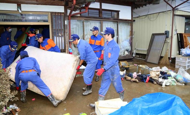 須賀川市被災状況