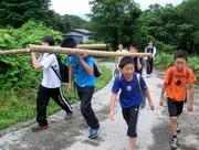 第6回小谷村ワークキャンプ