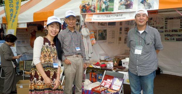 グローバルフェスタJAPAN2011