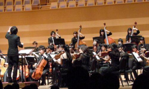 オーケストラつむぐ第1回演奏会