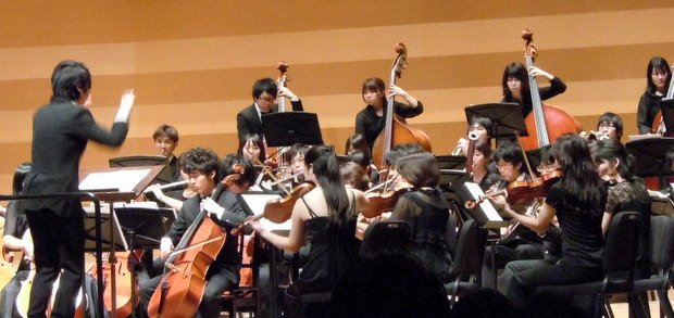 オーケストラつむぐチャリティコンサート