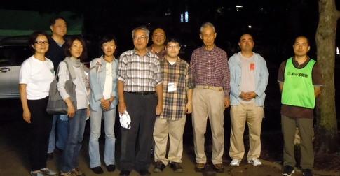 グローバルフェスタ2013 終了後の記念写真