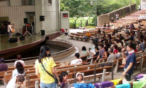 風神の祭り2010
