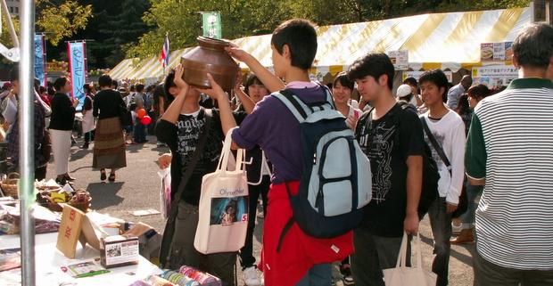 グローバルフェスタJAPAN2010