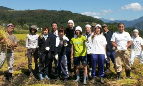 第5回小谷村ワークキャンプ