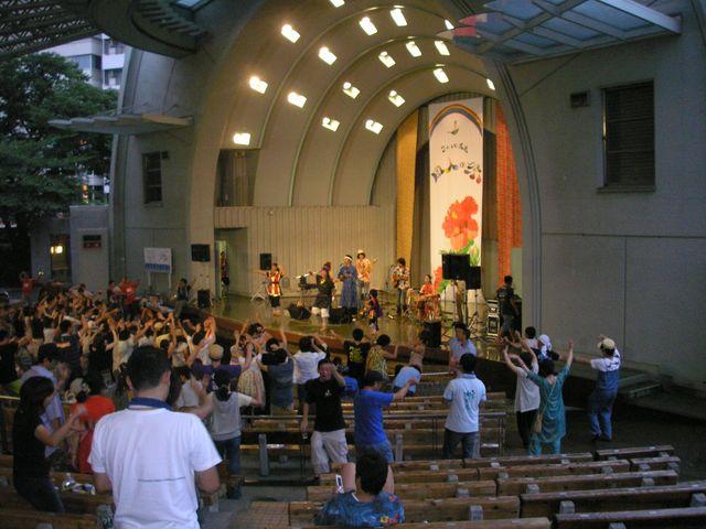 風人の祭り2010東京