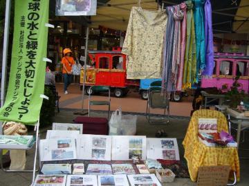 風人の祭2009 JAFSブース