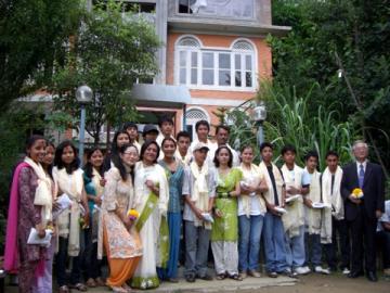 ネパール ヤシャスピ学園