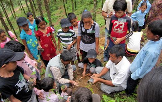 ネパール国際ワークキャンプ