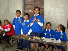 ネパール環境プログラム 感謝