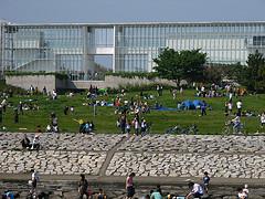 葛西臨海公園 汐風の広場