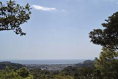 十王岩の展望