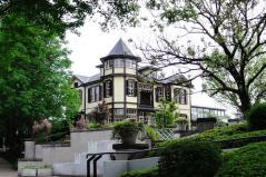 イタリア山庭園(外交官の家)