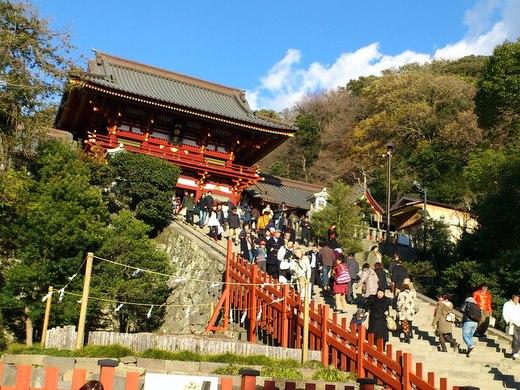 鎌倉ウォーカソン 鶴岡八幡宮