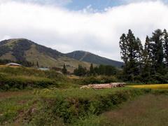 第3回小谷村ワークキャンプ 小谷村の風景