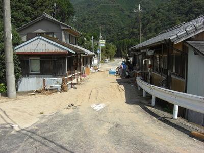 台風12号被害の状況