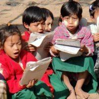 ミャンマーカチン州子ども村