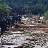 台風12号被害