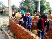 ネパール ワークキャンプ