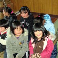 東日本大震災での支援活動